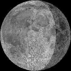 Fase actual de la Luna