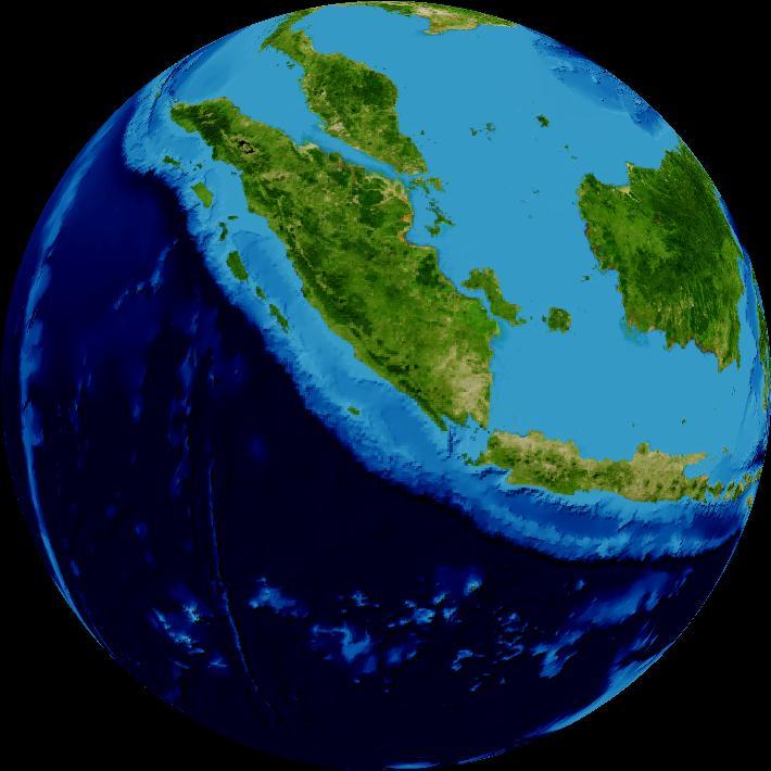 La Tierra vista desde la ISS