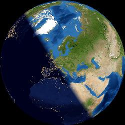 Earth from Pilsen