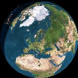 Vår planet sedd från rymden