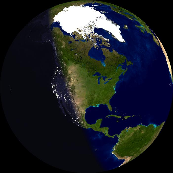 Current View - North America
