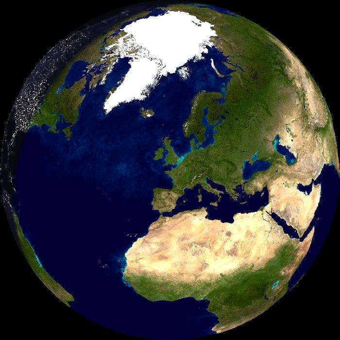 Day-Night Globe