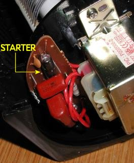 How to Replace the Fluorescent Starter in a Windhager Bug Zapper