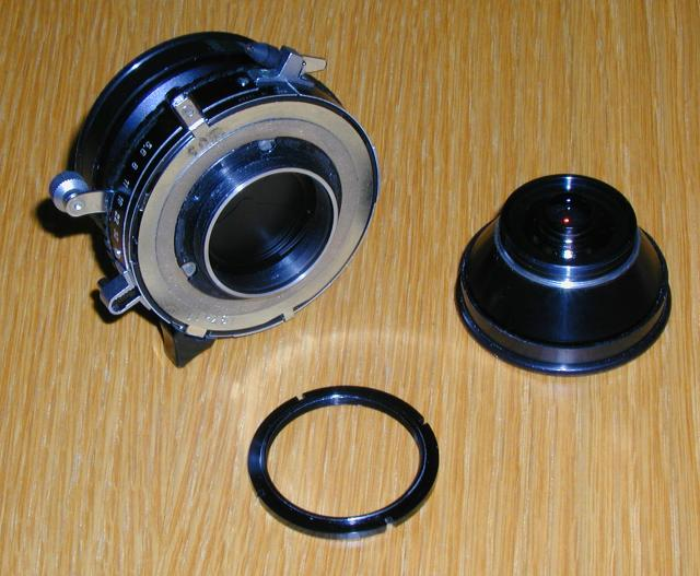 How to Mount a Lens on a Linhof Technika Recessed Lensboard
