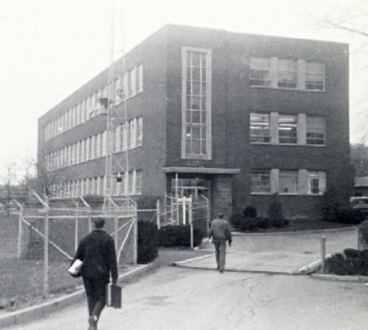 The Quail Building at Case Institute of Technology, c. 1966