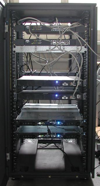 Server Farm Status Fourmilog None Dare Call It Reason